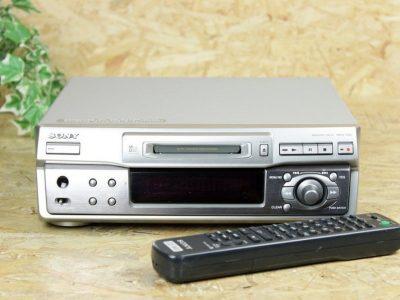 索尼 SONY MDS-S40 MD播放机