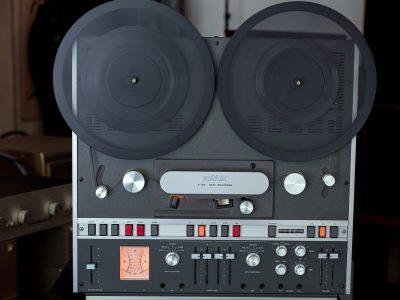 REVOX A700 开盘机