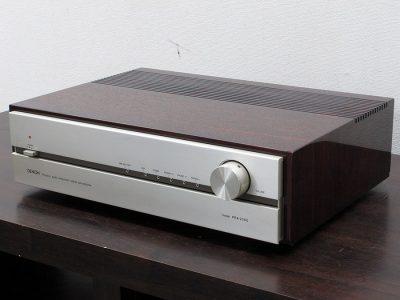 天龙 DENON PRA-2000 前级放大器