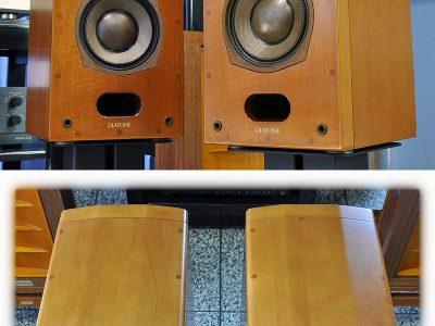 三菱 DIATONE DS-A5 50周年記念版 书架音箱
