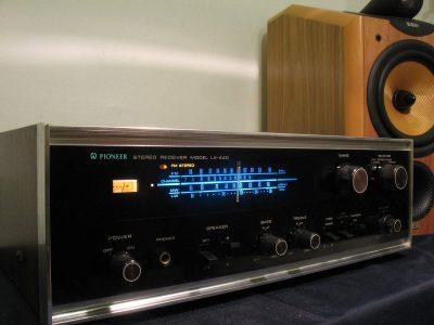 先锋 PIONEER LX-440 收音头