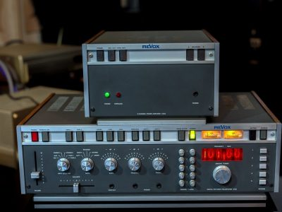 REVOX A720/A722 前后级功放