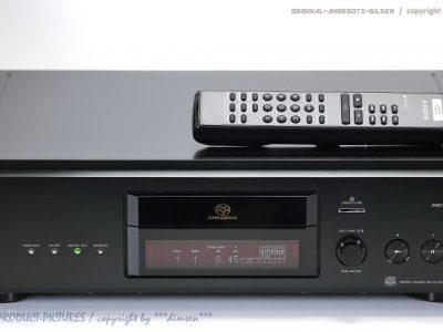 索尼 SONY SCD-555ES SACD CD播放机
