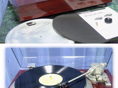 天龙 DENON DP-57M 黑胶唱机