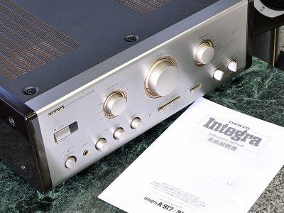 安桥 ONKYO Integra A-919 功率放大器