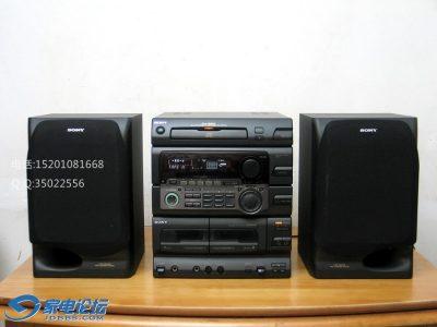 索尼 SONY FH-G80 组合音响