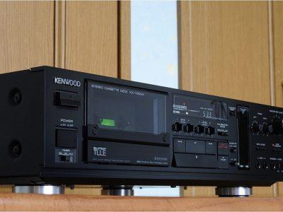 KENWOOD KX-1100HX 卡座