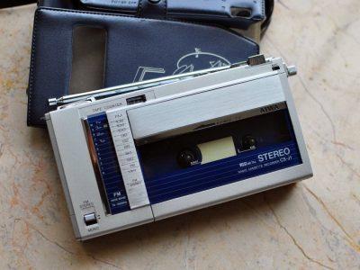 爱华 AIWA CS-J1 经典磁带随身听