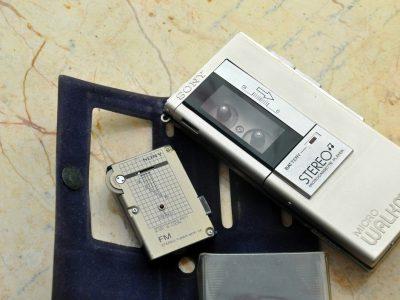 SONY M50 微型磁带随身听
