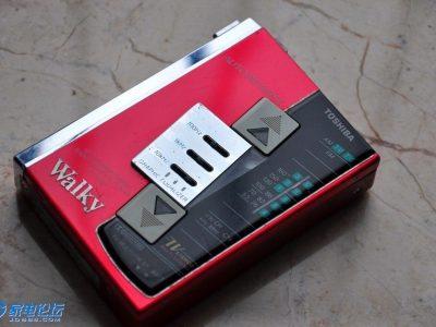 东芝 Toshiba KT-PS30 磁带随身听