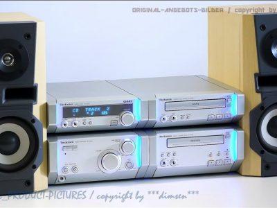 松下 Technics SC-HD505 组合音响