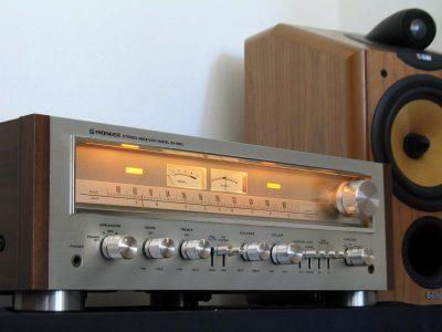先锋 PIONEER SX-650 收音头