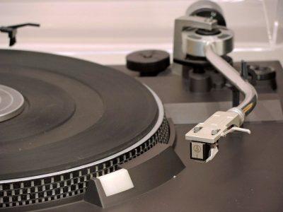 Technics SL-231 黑胶唱机