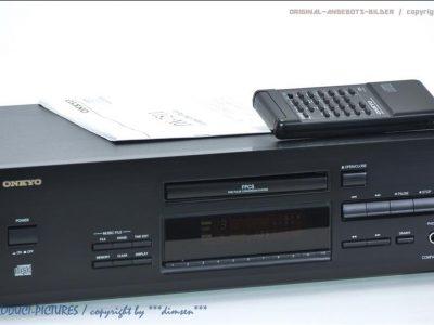 安桥 ONKYO DX-7511 CD 播放机