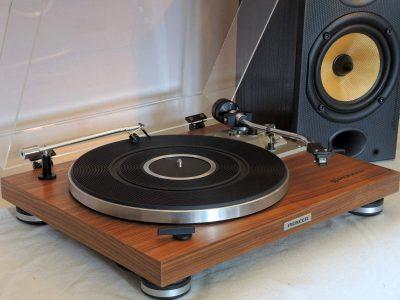 先锋 PIONEER PL512 黑胶唱机