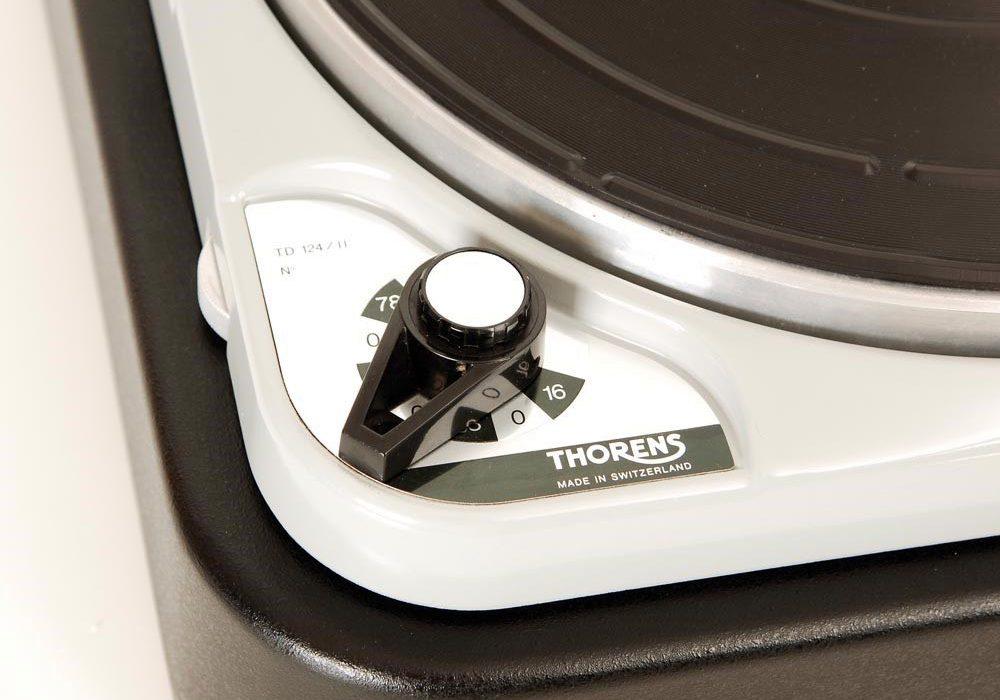 多能士 Thorens TD124 MK II + SME 3009