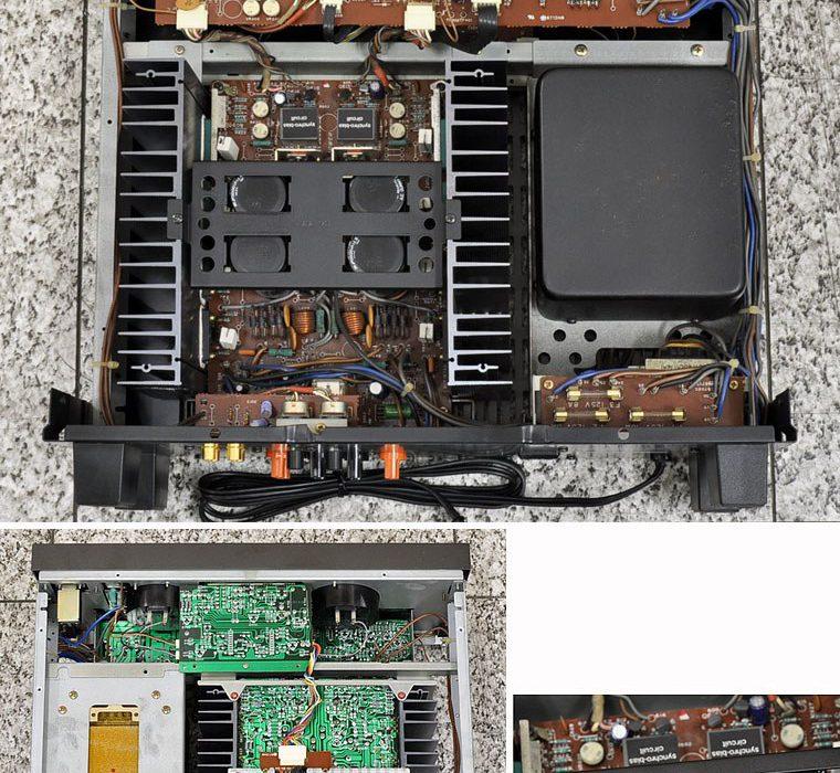 松下 Technics SE-A5 大表头 后级功率放大器