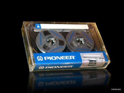 先锋 PIONEER Boombox Reel 50 1980 US-EUR (TEAC OEM)