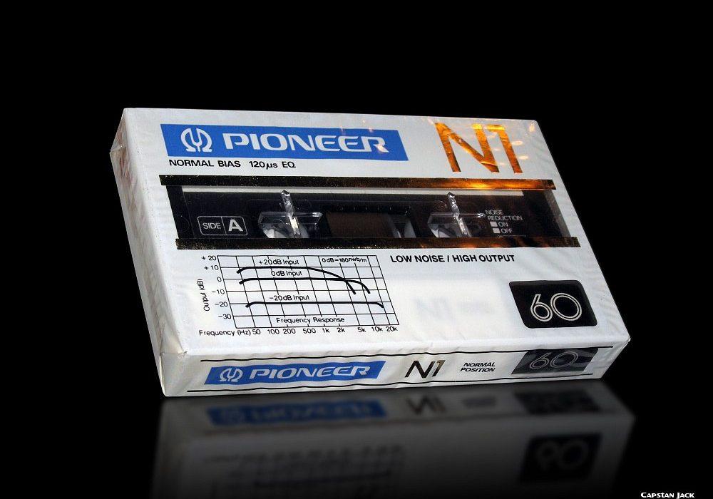 先锋 PIONEER N1 60 1981-83 US-EUR (Equivalent FUJI FL - second edition)