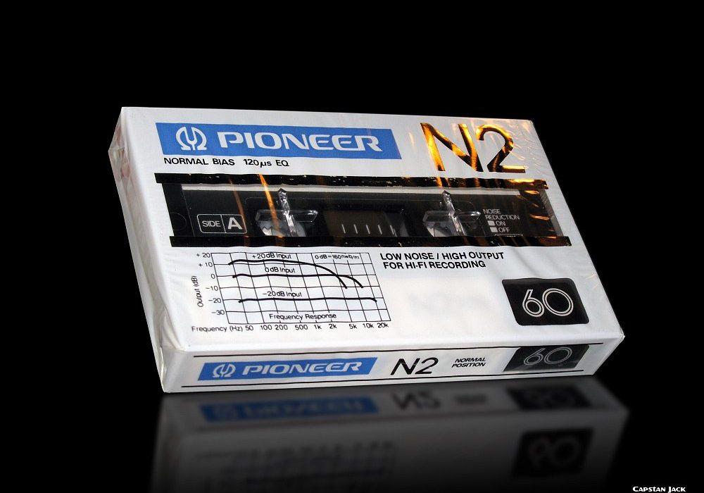 先锋 PIONEER N2 60 1981-82 US-EUR (Equivalent FUJI FX-I - second edition)