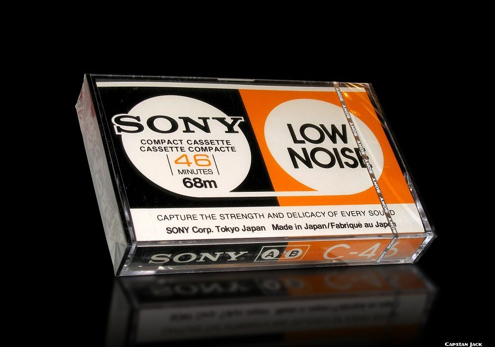 SONY LOW NOISE C-46 1978 US