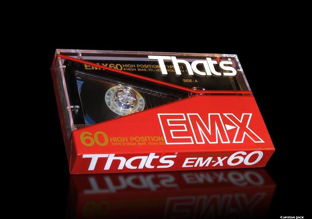 That's EM-X 60 1986 Japan