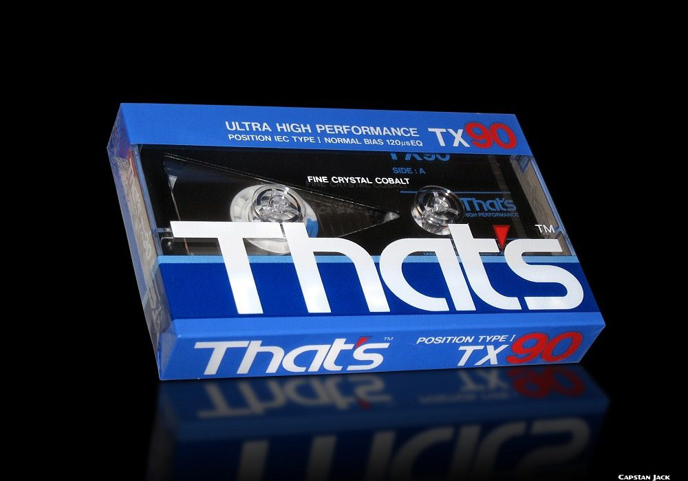 That's TX 90 1987-89 EUR
