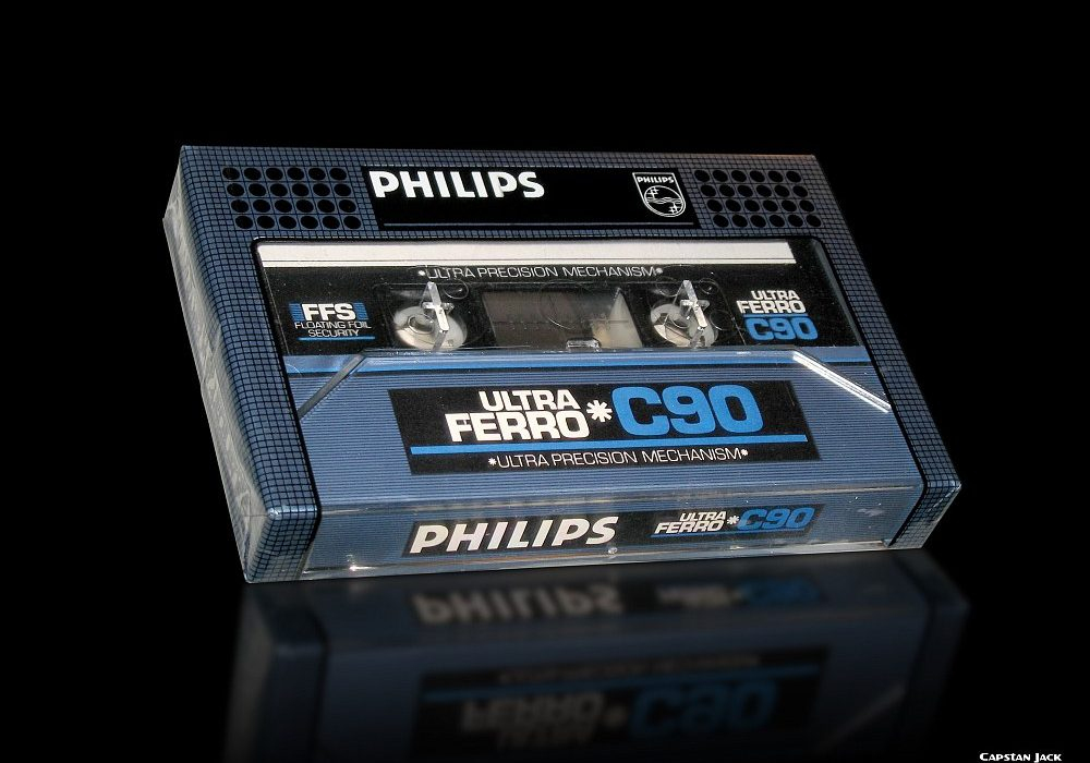 PHILIPS ULTRA FERRO 90 1981-83 EUR