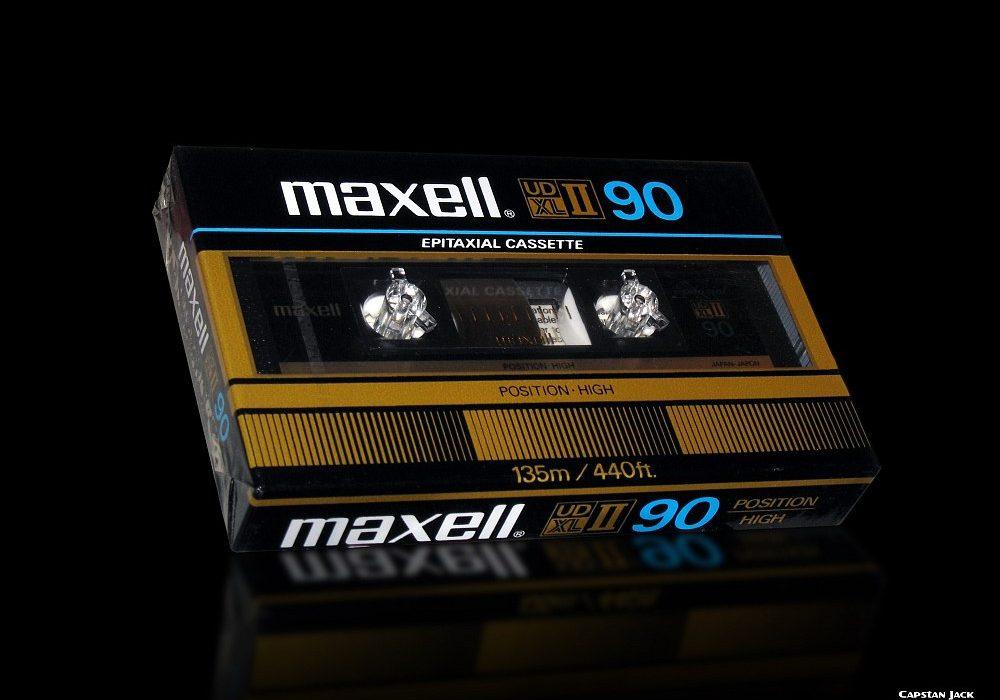 Maxell UD-XLII 90 1982-83 US