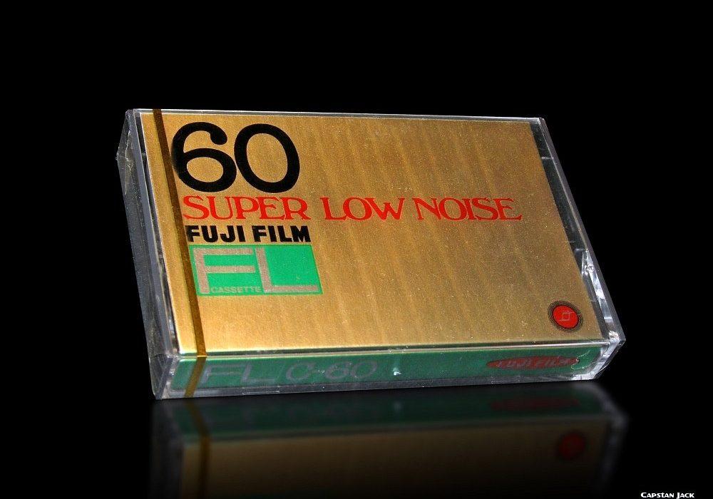 FUJI FL 60 1971-73 First Fuji cassette of the World