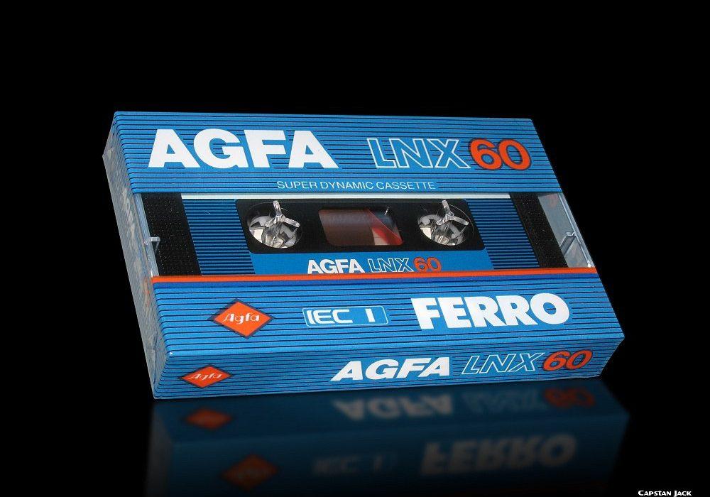 AGFA LNX 60 1985-86 EUR