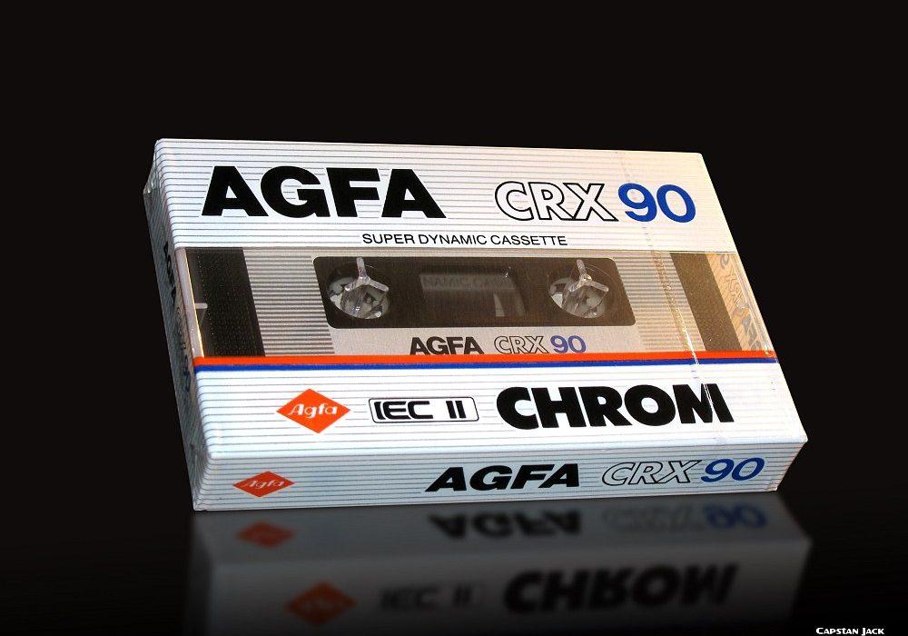 AGFA CRX 90 1985-86 EUR