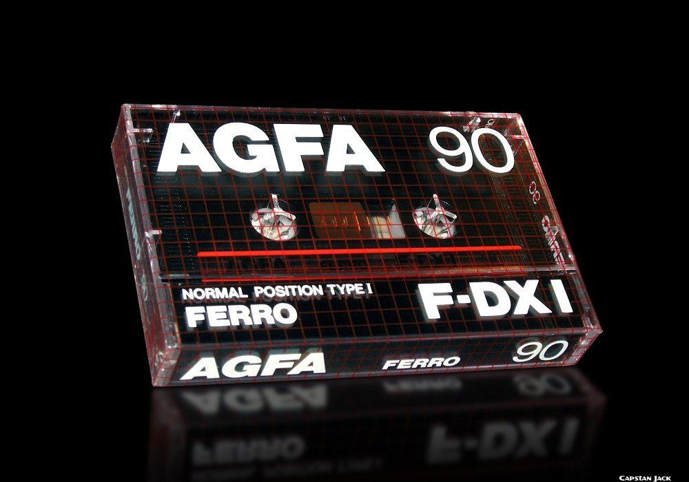 AGFA F-DX I 90 1986 Germany