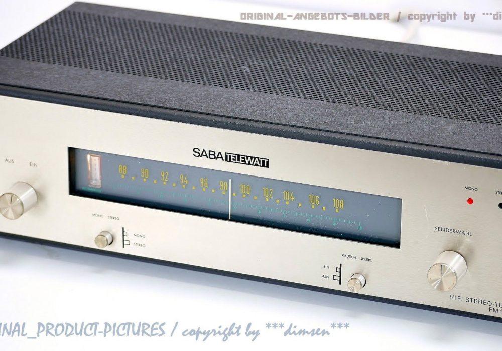 SABA TELEWATT FM 120/A  立体声收音头