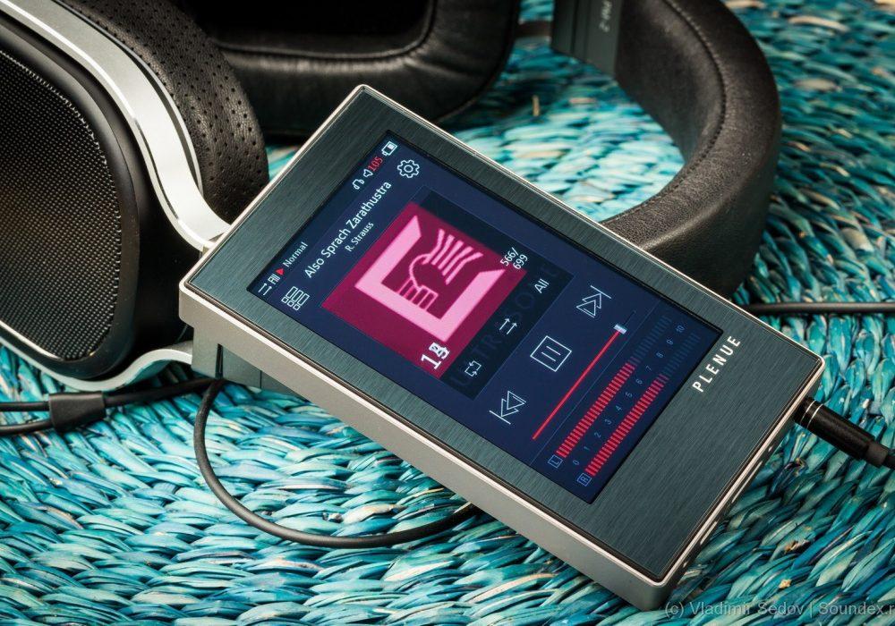 Cowon Plenue M 数字播放器 MP3播放器