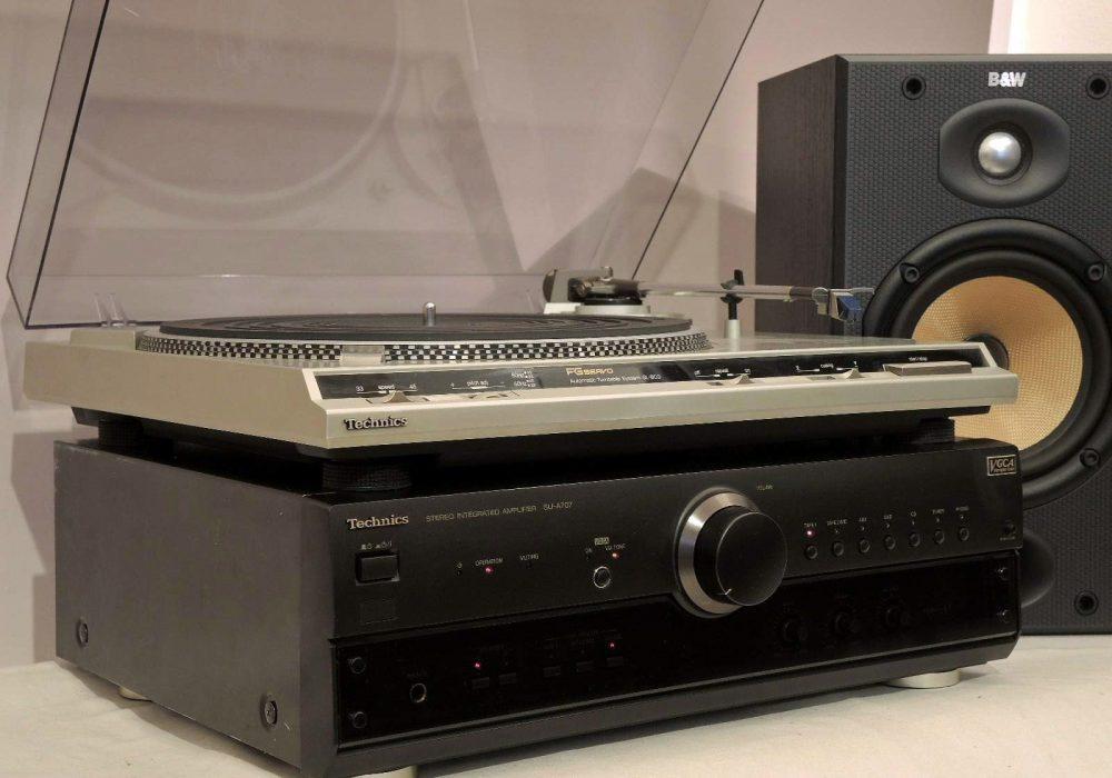 松下 Technics SL-BD3 黑胶唱机