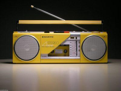三洋 SANYO M-S300K 立体声单卡收录机