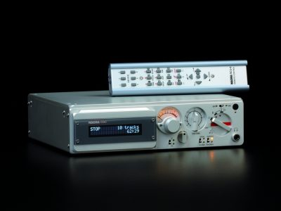 Nagra CDC with remote control