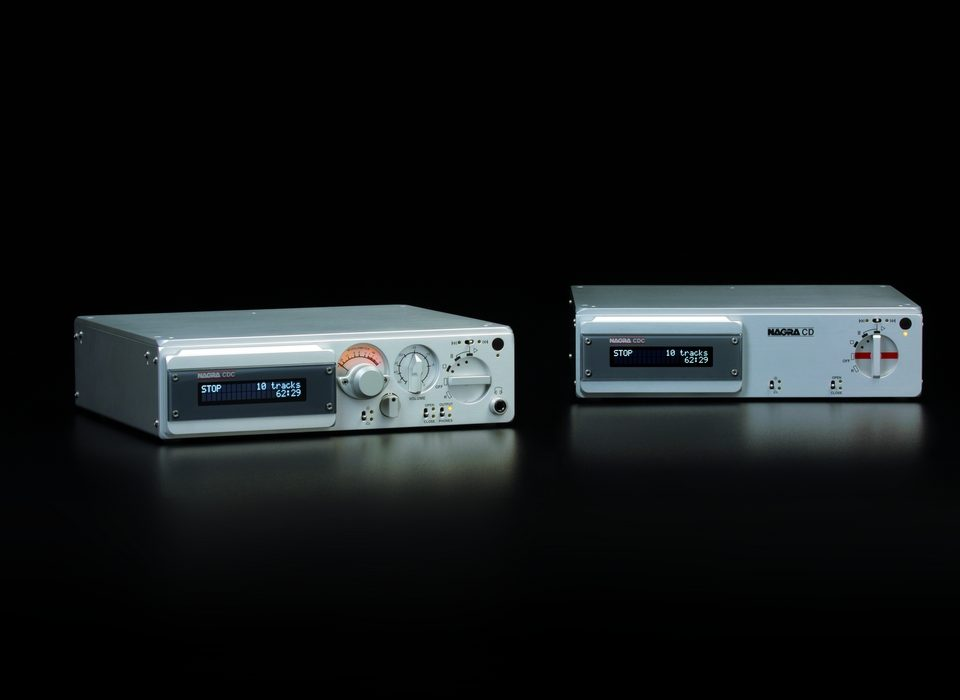 Nagra CDC and CDP