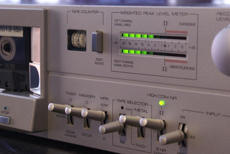 德律风根 Telefunken RC-200 卡座