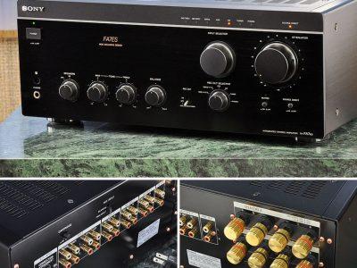 索尼 SONY TA-FA7ES 功率放大器