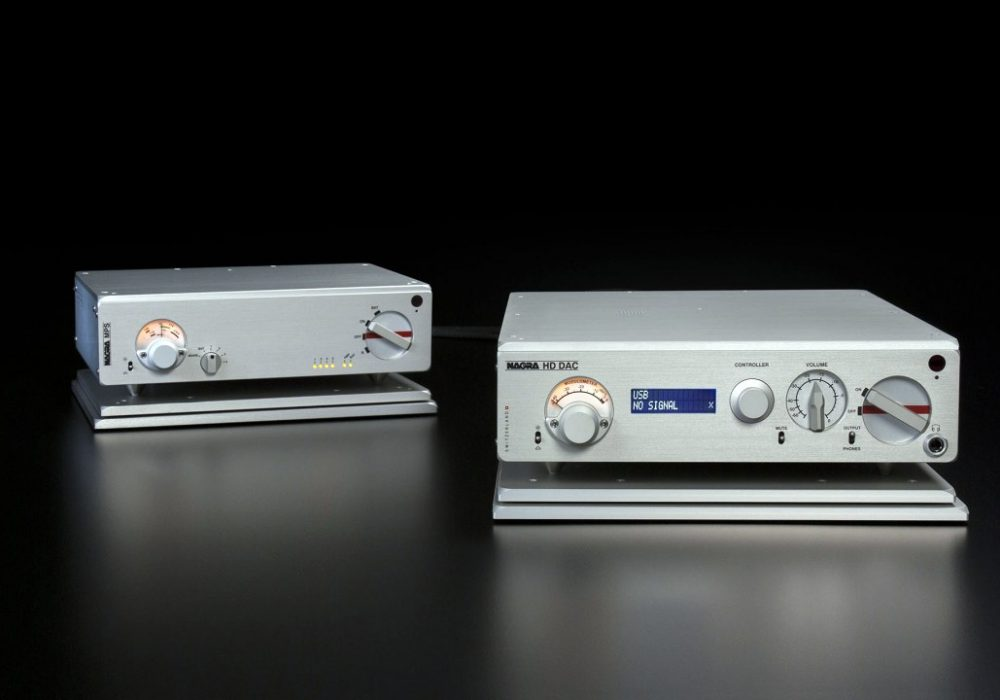 Nagra HD DAC and MPS