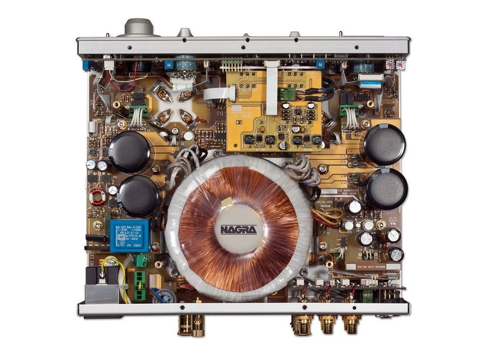 Nagra 300p inside