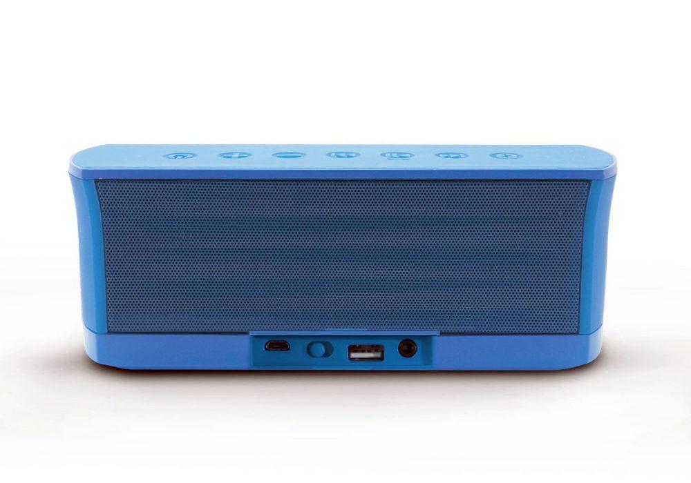 iLUV Mobi Out ISP233BLU 便携式蓝牙音箱