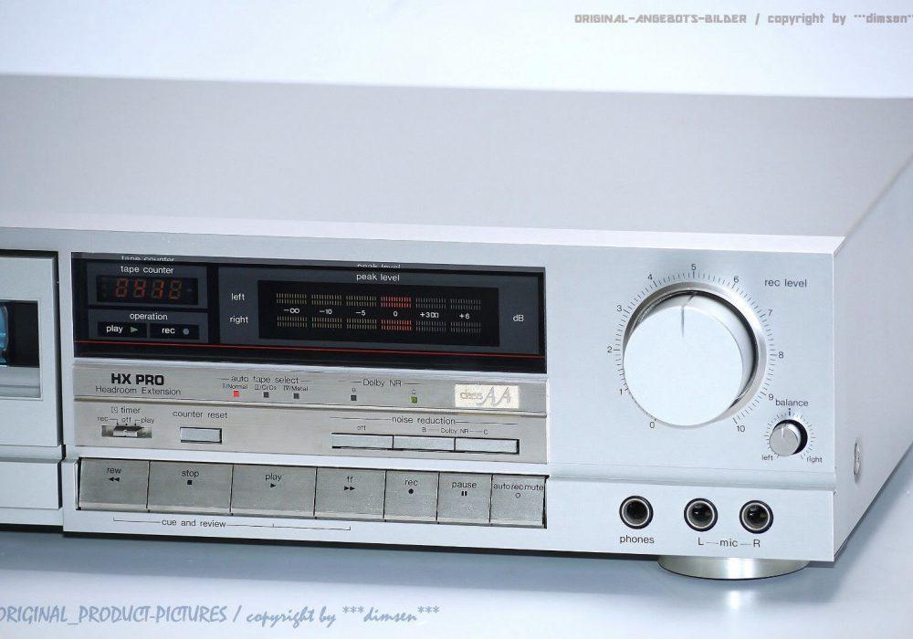 松下 Technics RS-B505 立体声卡座