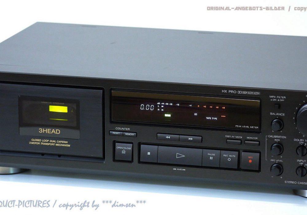 索尼 SONY TC-K670 三磁头立体声卡座