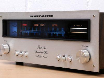 马兰士 MARANTZ Model 115 FM/AM 收音头