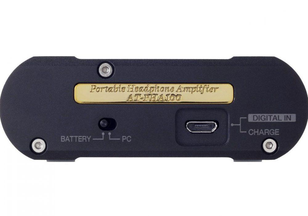 铁三角 audio-technica AT-PHA100 便携式耳放