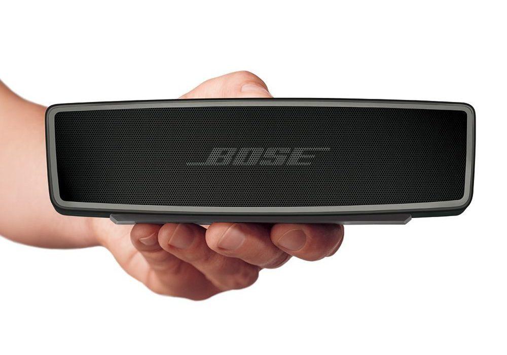 BOSE SoundLink Mini II 便携式蓝牙音箱