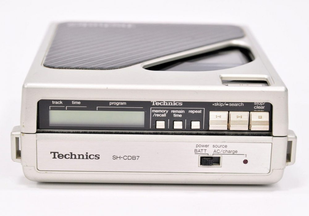 松下 Technics SL-XP7 CD随身听